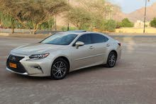 Lexus ES 2016 For sale - Gold color