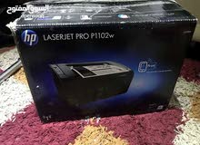 Wifi Hp printer LASEJET PRO P1102w