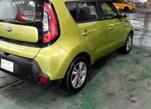 Gasoline Fuel/Power   Kia Soal 2015