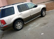 Mercury Mountaineer car is available for sale, the car is in Used condition