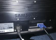 شاشة كمبيوتر سامسنج 19 بوصة