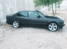 Automatic Black BMW 1993 for sale