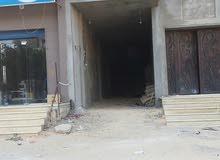 محل للايجار من دورين في منطقه ابوسليم