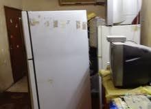 ثلاجة مستعملة شغالة