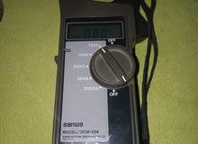 للبيع digital clamp meter sanwa