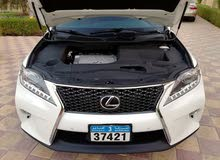 Lexus RX 2013 For sale - White color