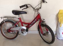 دراجه لاطفال مستعمله