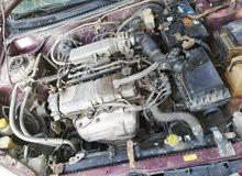 Gasoline Fuel/Power   Mazda 323 1999