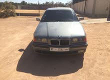 Gasoline Fuel/Power   BMW 320 1995