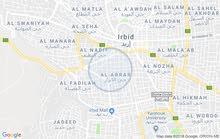 محل في مخيم اربد الشارع الرئسي