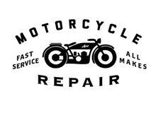 صيانه جميع انواع الدراجات الناريه