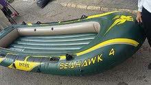 قارب نفخ للبيع