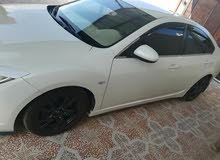 White Mazda 6 2009 for sale