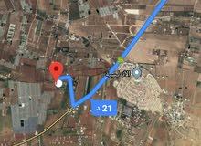 للبيع ارض 5 دونم في منجا جنوب عمان