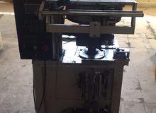 ماكينة تعبئة عامويه ( صينيه الصنع )