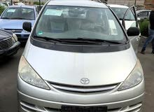 Manual Silver Toyota 2005 for sale