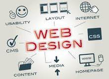 تصميم مواقع احترافية باسعار مناسبة
