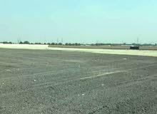 لايجار مخزن أرض مستودعات 25000 الف متر مرخص تصلح جميع الأنشطة التخزينية