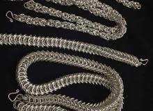 سلاسل تقليد الفضه