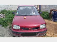 2000 Used Micra with Manual transmission is available for sale