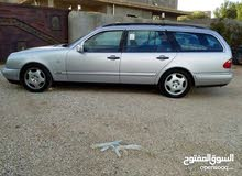 For sale Mercedes Benz E 280 car in Tripoli