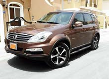 Ssangyoung Rexton 2016 full option