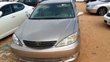 Automatic Gold Toyota 2005 for sale