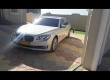 BMW 750 car for sale 2014 in Al Khaboura city