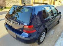 Manual Blue Volkswagen 2004 for sale