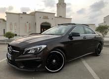 Mercedes Benz CLA 250 car for sale 2018 in Seeb city