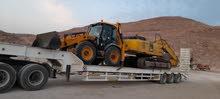لوبد لنقل معدات جميع محافظات السلطنة متواجد في غلاlowbed for shifting machinery