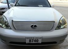 Used Lexus LS in Sharjah