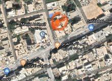 مخزن 300 متر بحي الأندلس بجنب جامع الشريف 20 متر عن طريق الرئيسي