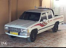 1986 Used Hilux with Manual transmission is available for sale