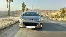 Gasoline Fuel/Power   Peugeot 407 2005