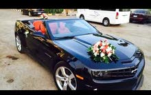 Automatic Black Chevrolet 2014 for rent