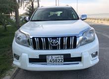 Toyota Prado Model 2011-VX available for Sale