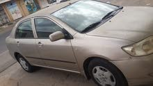 Toyota Corolla 2005 For sale - Gold color