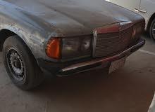 مارسيدس 230 موديل 1984