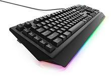 Alienware Advanced Mechanical keyboard  RGB Ambient Lighting