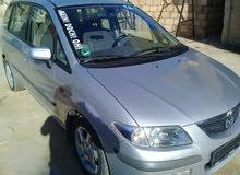 Mazda Premacy 2004 For sale - Silver color