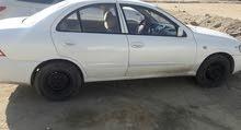 Nissan Sunny car for sale 2010 in Jeddah city