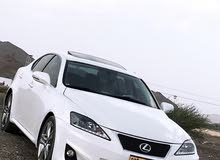 Available for sale! 1 - 9,999 km mileage Lexus IS 2011