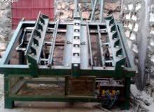 آلة لتصنيع الطبليات للبيع