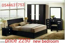 Available for sale in Abu Dhabi - New Bedrooms - Beds