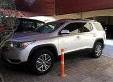 GMC Acadia 2017 excellent condition like new