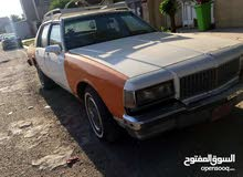 Yellow Chevrolet Caprice 1990 for sale