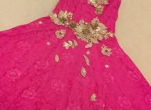 فستان افراح مستعمل بس مرتين