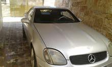 سياره بدون جمرك إعفاء مرسيدس كشف كمبريسورموديل 97