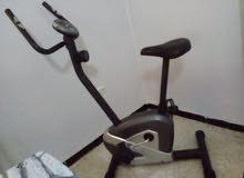 دراجة رياضية ثابتة ذات 8 درجات للتحكم